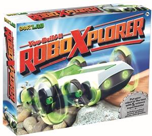 You-Build-It RoboXplorer