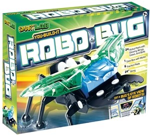You-Build-It Robo Bug