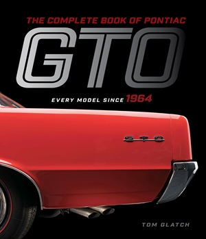The Complete Book of Pontiac GTO