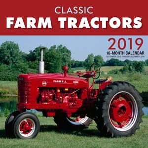 Classic Farm Tractors 2019