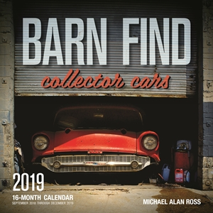 Barn Find Collector Cars 2019