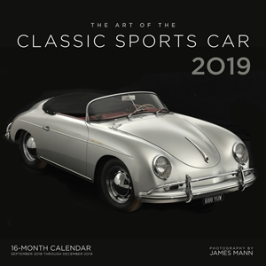 The Art of the Classic Sports Car 2019