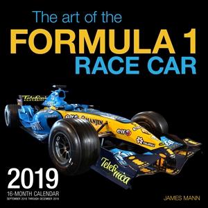 The Art of the Formula 1 Race Car 2019