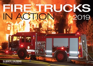 Fire Trucks In Action 2019