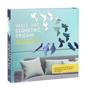 Wall Art: Geometric Origami