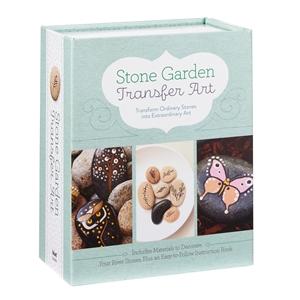 Stone Garden Transfer Art