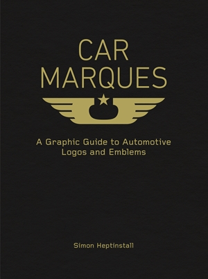 Car Marques A Graphic Guide to Automotive Logos and Emblems