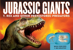 Jurassic Giants T. rex and Other Prehistoric Predators