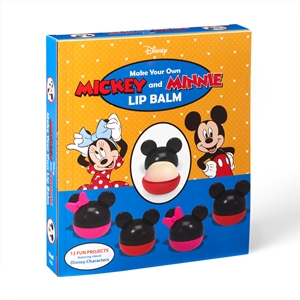 Make Your Own Mickey and Minnie Lip Balm