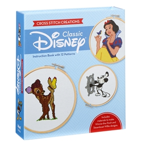 Cross Stitch Creations: Disney Classic