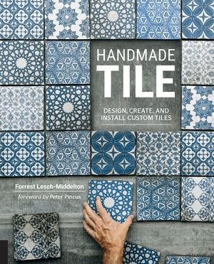 Handmade Tile Design, Create, and Install Custom Tiles