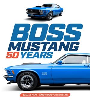 Boss Mustang 50 Years