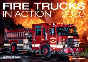 Fire Trucks in Action 2020