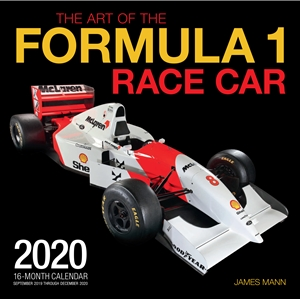 The Art of the Formula 1 Race Car 2020
