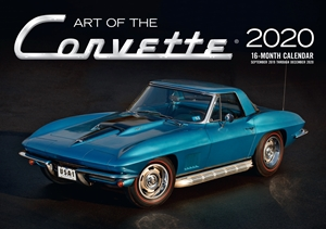 Art of the Corvette 2020