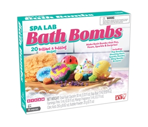 Spa Lab Bath Bombs