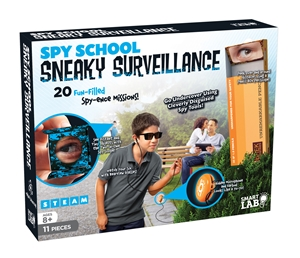 Spy School - Sneaky Surveillance