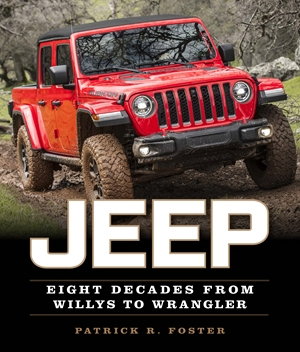 Jeep Eight Decades from Willys to Wrangler