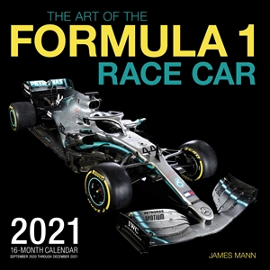 The Art of the Formula 1 Race Car 2021