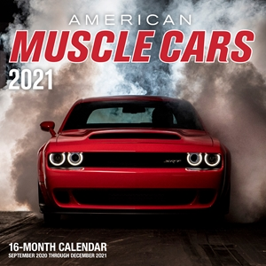American Muscle Cars 2021