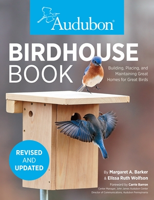 Audubon Birdhouse Book, Updated Edition
