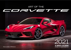 Art of the Corvette 2021