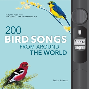 200 Bird Songs from Around the World