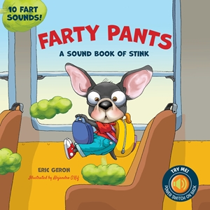 Farty Pants A Sound Book of Stink - 10 Fart Sounds!