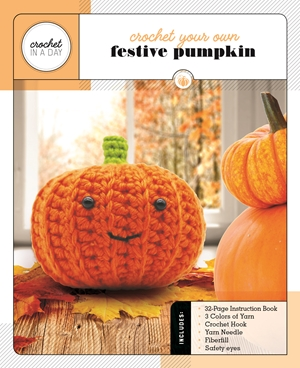 Crochet Your Own Festive Pumpkin