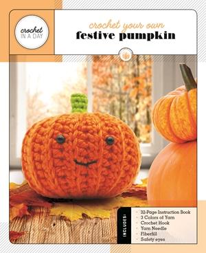 Crochet Your Own Festive Pumpkin