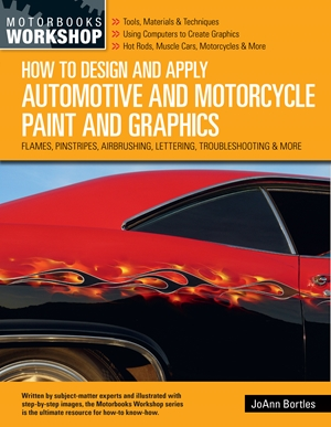 How to Design and Apply Automotive and Motorcycle Paint and Graphics