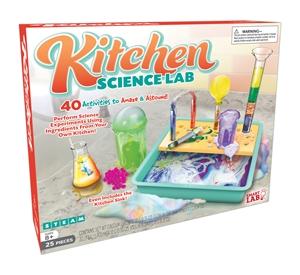 Kitchen Science Lab