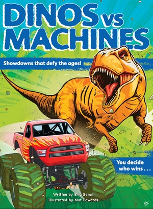 Dinosaurs vs. Machines