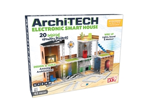 Archi-TECH Electronic Smart House 2020
