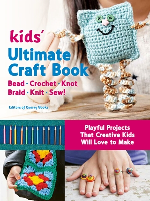 Kids Ultimate Craft Book