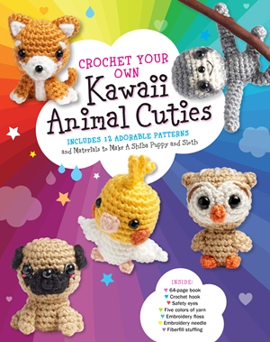 Crochet Your Own Kawaii Animal Cuties