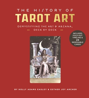 The History of Tarot Art
