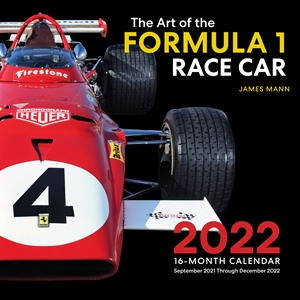 The Art of the Formula 1 Race Car 2022