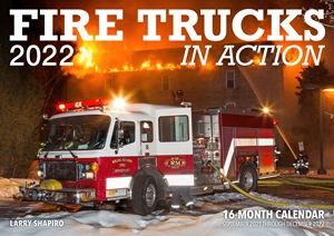 Fire Trucks in Action 2022