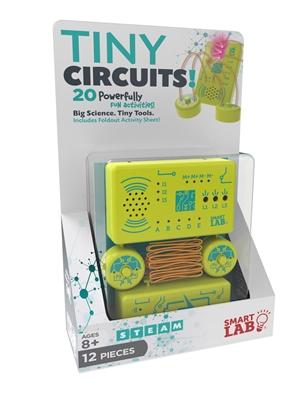 Tiny Circuits! 20 Powerfully Fun Activities!