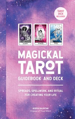 Magickal Tarot Guidebook and Deck