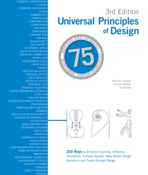 Universal Principles of Design, Completely Updated and Expanded Third Edition