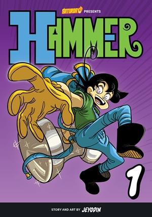 Hammer, Volume 1
