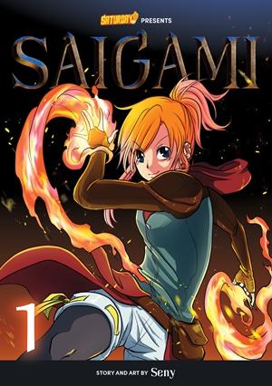 Saigami, Volume 1 - Rockport Edition