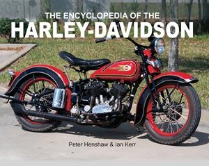 Encyclopedia of the Harley-Davidson