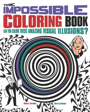 The Impossible Coloring Book