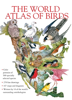 The World Atlas of Birds