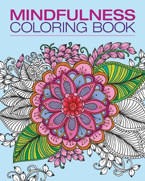 Mindfulness Coloring Book By Patience Coster