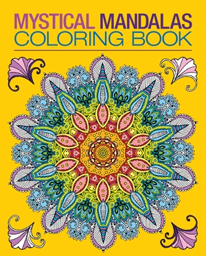 Mystical Mandalas Coloring Book
