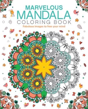 Marvelous Mandala Coloring Book